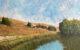 пейзаж село ясашно-барышево Татарстан пруд импрессионизм картина художник Альберт Сафиуллин