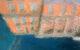 Инженерный замок Петербург абстракция отражение картина художник Альберт Сафиуллин